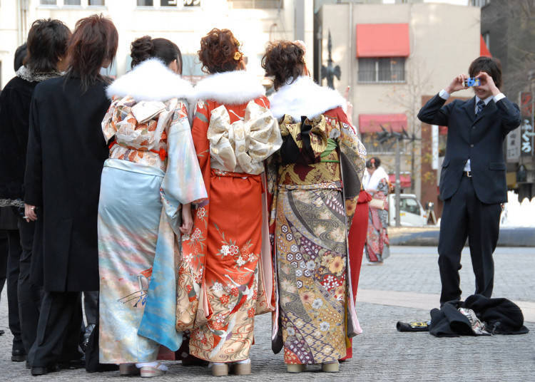 Seijin-no-Hi – When people celebrate Japan's Coming of Age Day