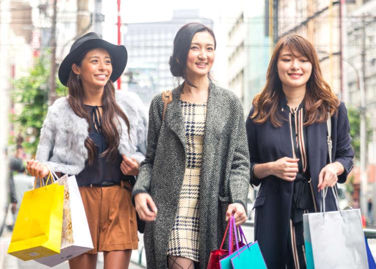 Tokyo Sales Secrets: Best Shops for Bargains & 'Fukubukuro 2020' Lucky Bags