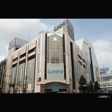 LUMINE Shinjuku [신주쿠]