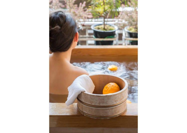 Take a Fruity Bath