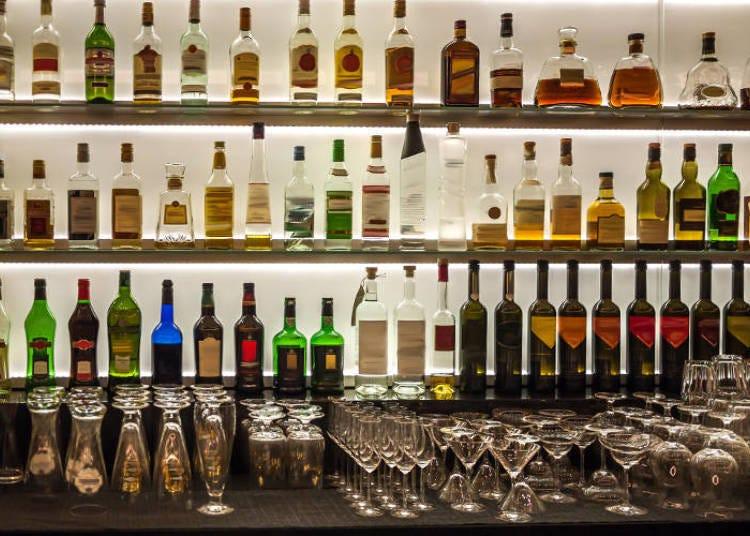 Bars and Pubs in Shinjuku