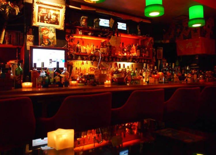 6. Shot Bar Star Club: Here we go!