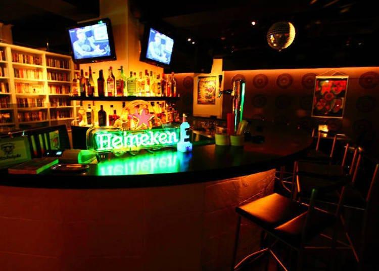 9. Music Bar Rockaholic: Hard Rock