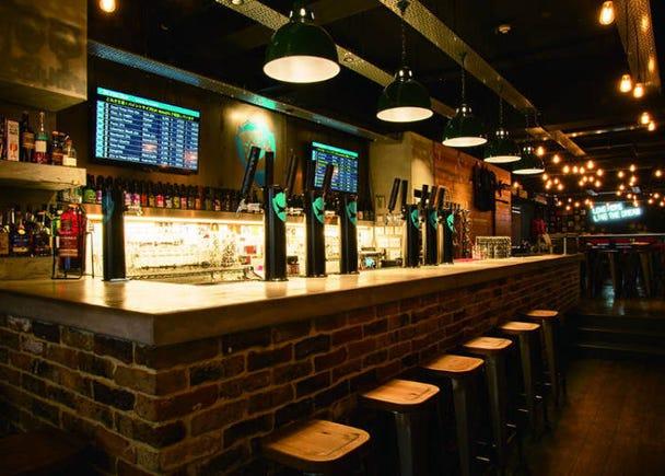 BrewDog Roppngi บาร์ของบริษัทเบียร์เจ้านั้นไง