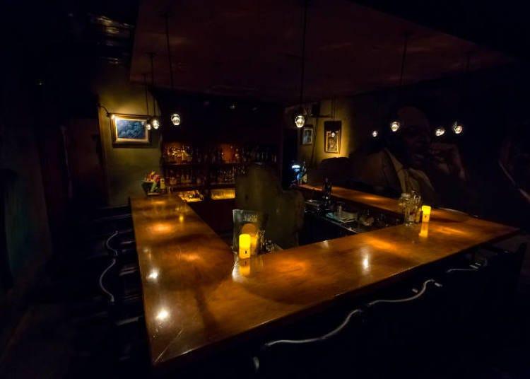 渋谷にいるならPres Jazz Bar