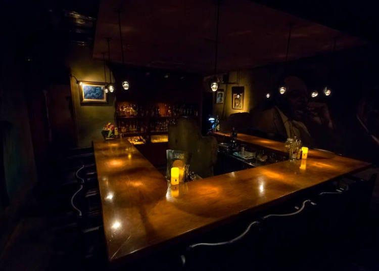 หากอยู่ชิบูย่าก็ต้อง Pres Jazz Bar