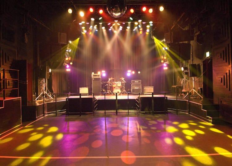 渋谷のクラブといえばClub Asia