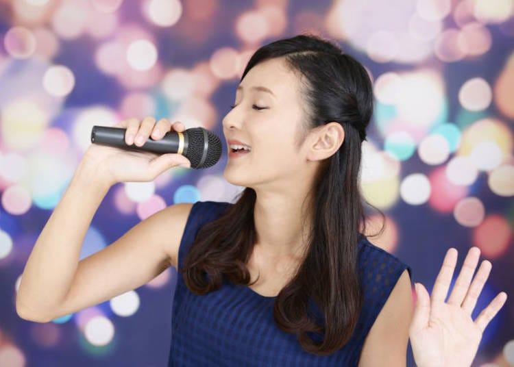 Karaoke di Tokyo