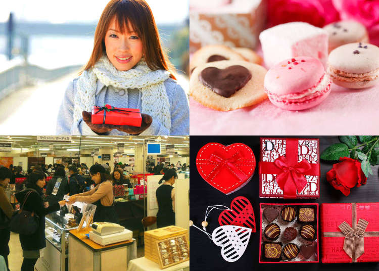 Valentine's Day in Japan: Obligatory Chocolates & Other Curious Ways How Love Is Celebrated