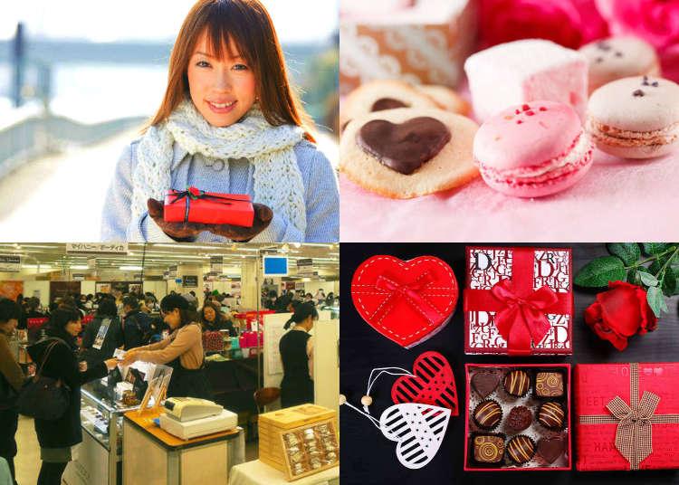 日本のバレンタインデー