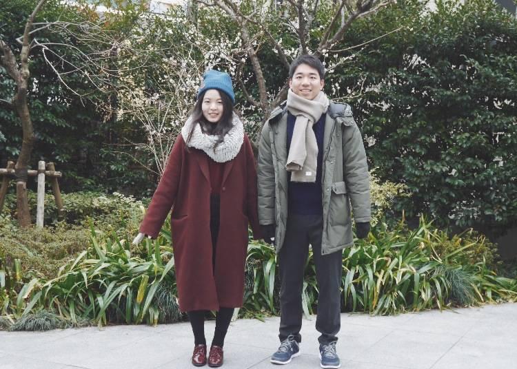 冬季东京旅行着装小贴士