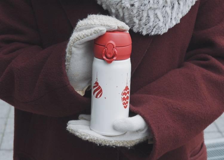 在東京冬天的寒冷天氣裡不可或缺的實用小物