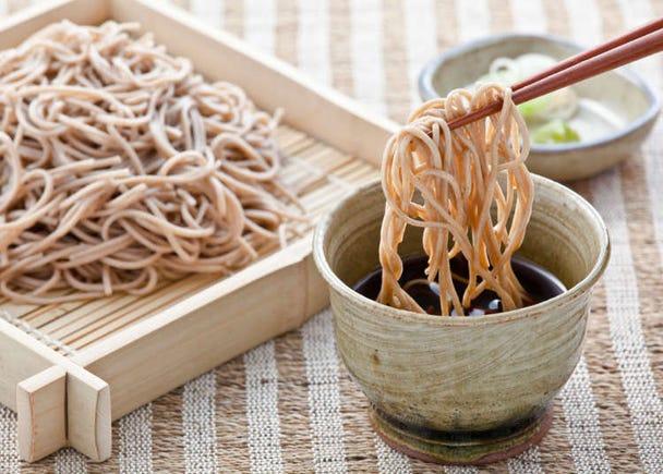 大晦日の夜に食べる日本独特の食習慣「年越しそば」