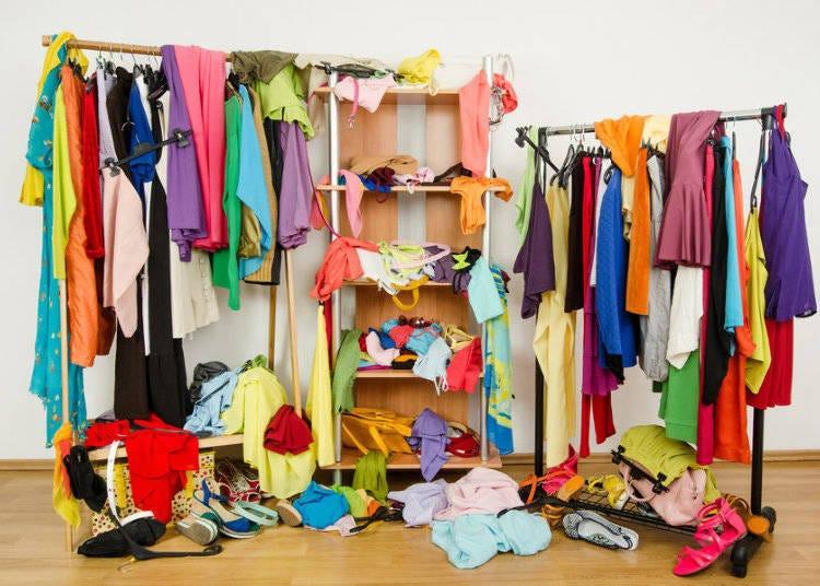 Seiri: Organizing Your Space