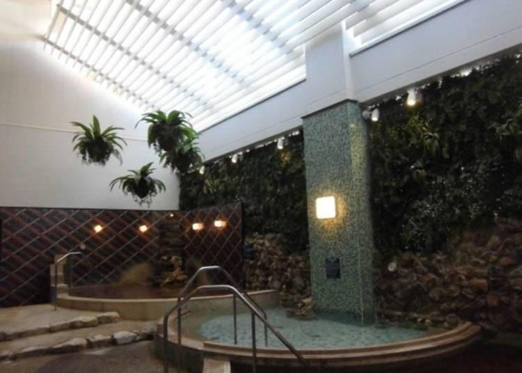 3. SPA EAS: Yokohama's Most Popular Hot Spring Spa, Right at the Station!