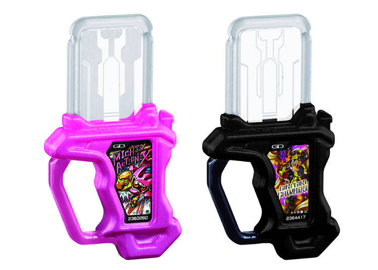 Kamen Rider Ex-Aid: Get the Gashat Form Changer!