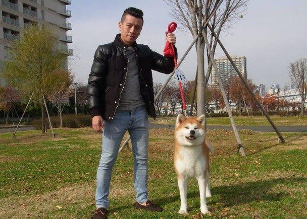 Southeast Asia's Biggest Akita Dog Fan