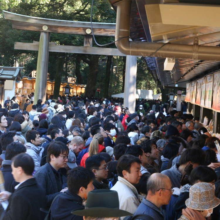 神社の裏側にビックリ!?日本一の初詣者数を誇る明治神宮は正月準備に半年かかっていた・・・