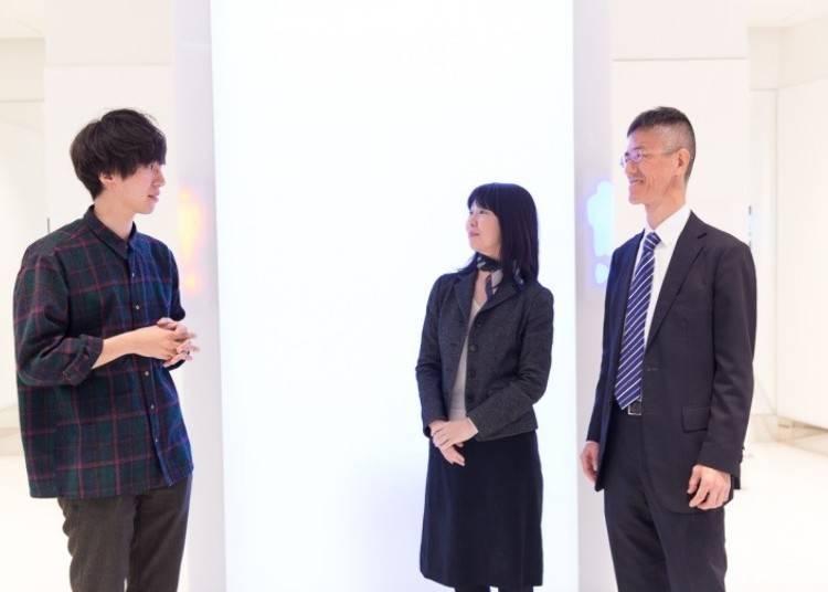 为何在成田机场里有TOTO的展廊呢?