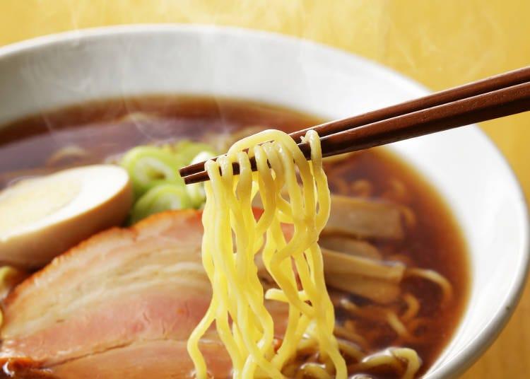 The second most popular ramen next to tonkotsu is...