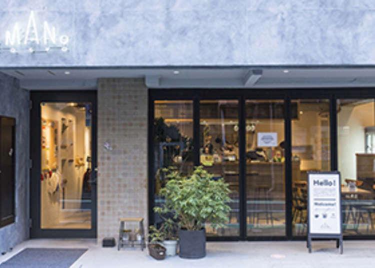 1박 3,300엔으로 숙박 가능! 신주쿠의 세련된 게스트 하우스