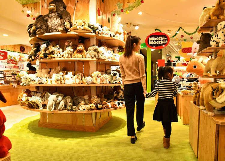 """可亲子同乐的玩具店!银座""""博品馆TOY PARK"""""""