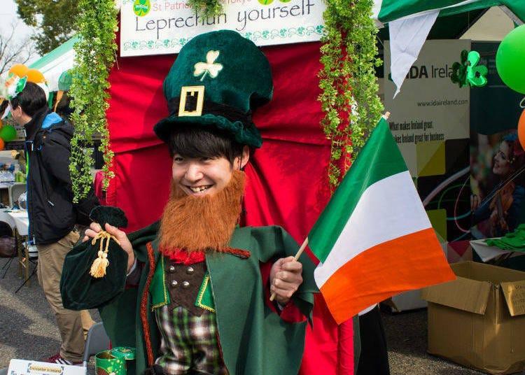 St. Patrick's Day in Tokyo