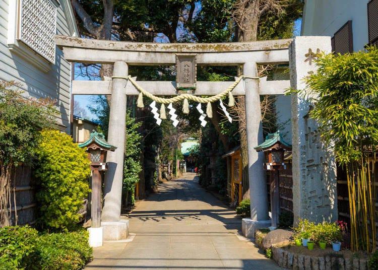 Togoshi Hachiman Shrine