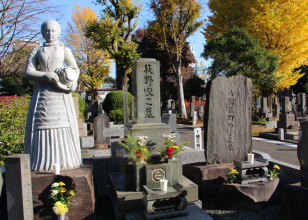 Leaving no Stone Unturned: Discovering the Unseen at Tokyo's Zoshigaya Cemetery