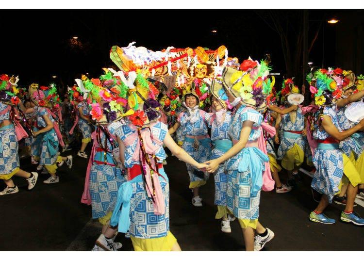 青森ねぶた祭(青森県青森市)