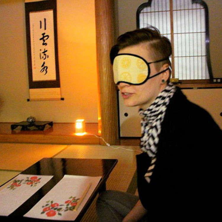 Kurayami Gohan – Experiencing the Dinner in the Dark
