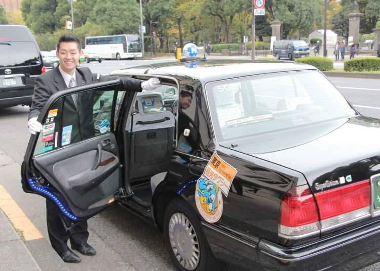 Berwisata dengan Taksi
