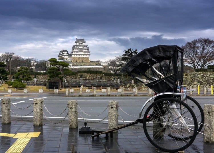 Angkong (kendaraan roda dua yang ditarik oleh manusia)