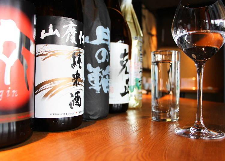初心者こそ日本酒バーへ