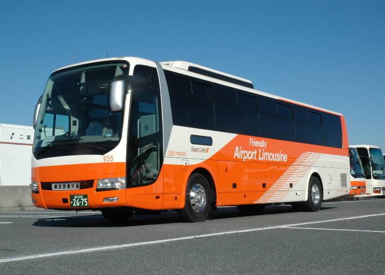 想直達富士山、澀谷等地區,推薦可利用「機場利木津巴士」