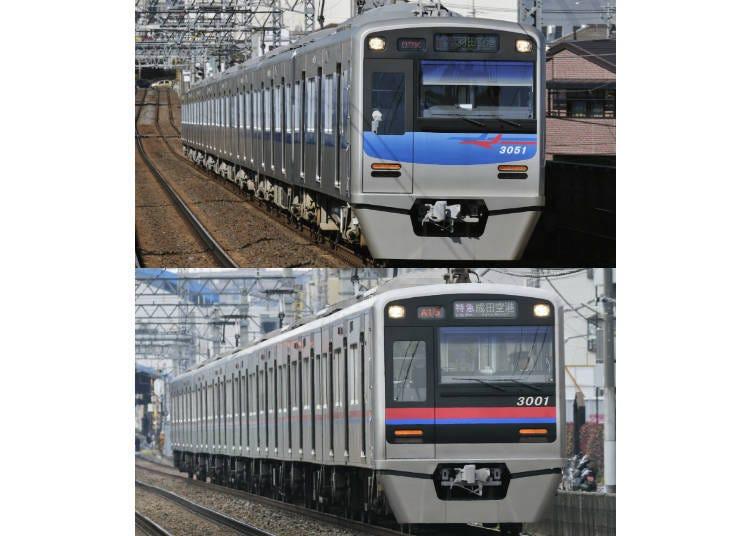 想要走訪千葉縣或是東京人氣光觀地區的話,推薦大家可以利用「京成電鐵」與「總武本線」