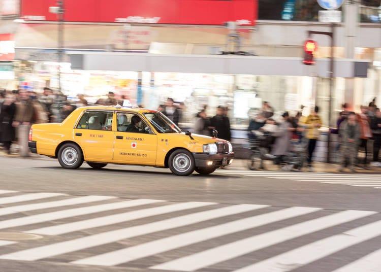 グループ客ならお得な定額タクシー