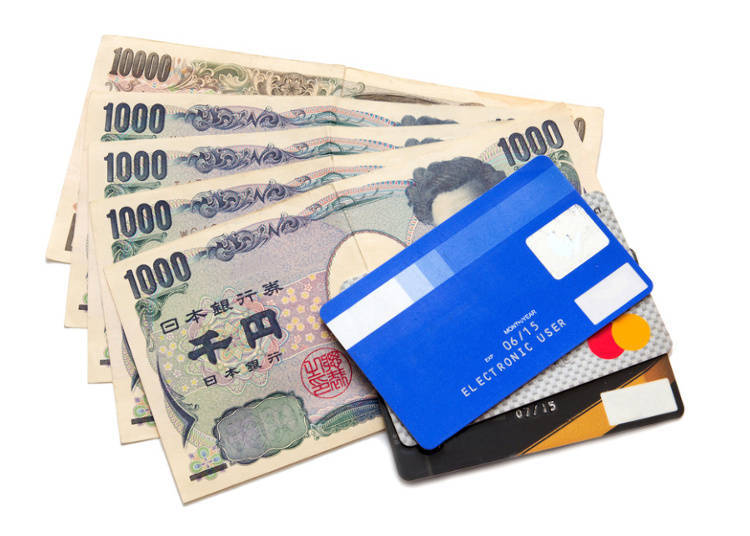Paying for things on your trip in Japan