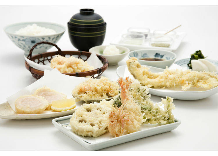 Tsunahachi - Take a Seat at the Counter and Enjoy the Tasty Tempura