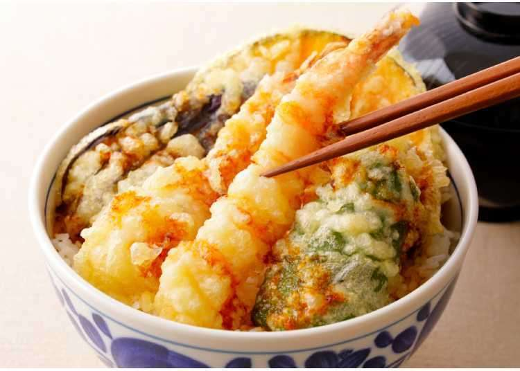 Japanese Soul Food You'll Love: Tokyo's 3 Best Tempura Bowl Restaurants