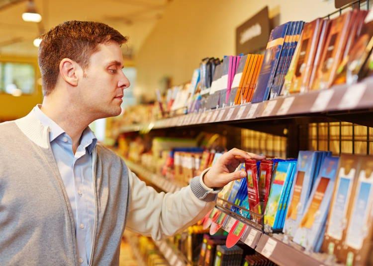 コンビニやスーパーでよく買うお菓子も聞いてみた!