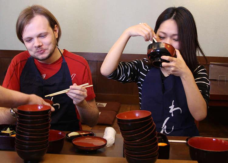 도쿄역에서 40분거리의 완코소바(무한리필소바)가게에 다녀온 이야기! 생각만큼 쉽지않다!