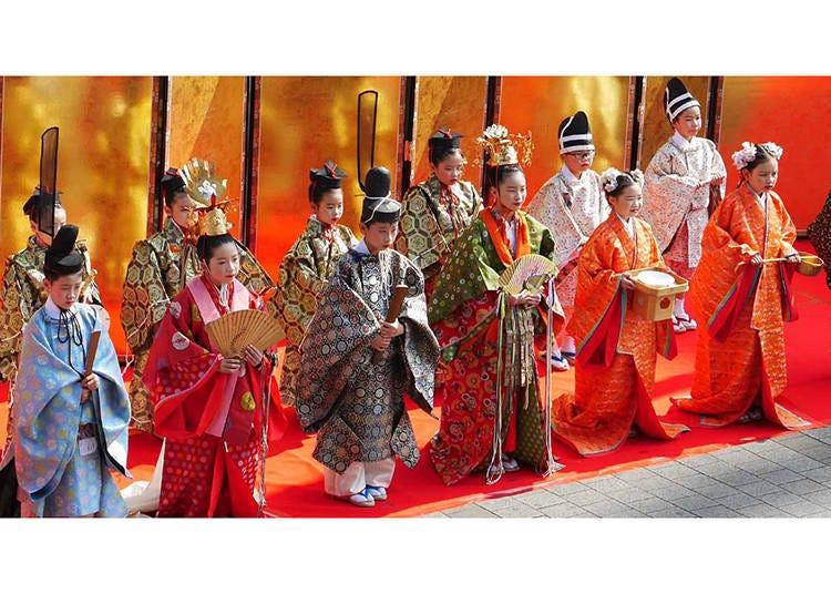 4. How Japanese Celebrate Girls' Day Today: Famous Hinamatsuri events