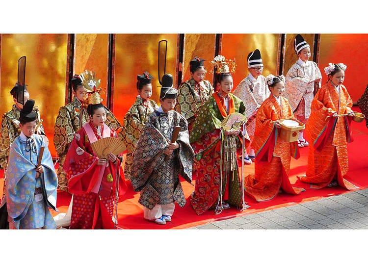 4.日本全国の有名なひな祭りイベント