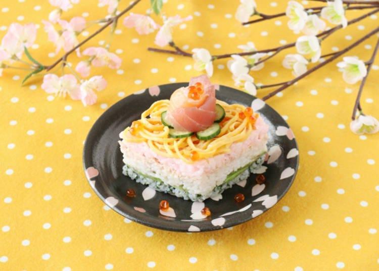 5.ひな祭りのお祝いで食べる縁起のいい食べ物