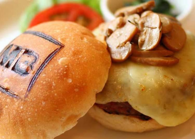 """Martiniburger""――地道的纽约人经营的店"