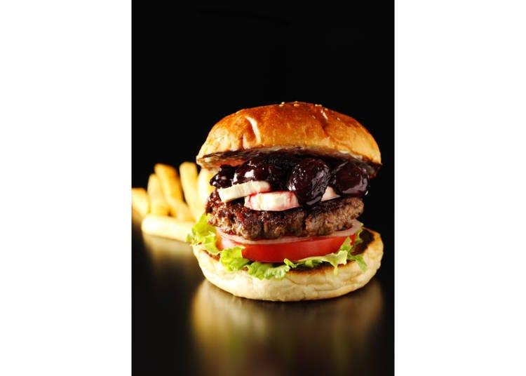 追求紐約式獨創口味的「Burger Mania」