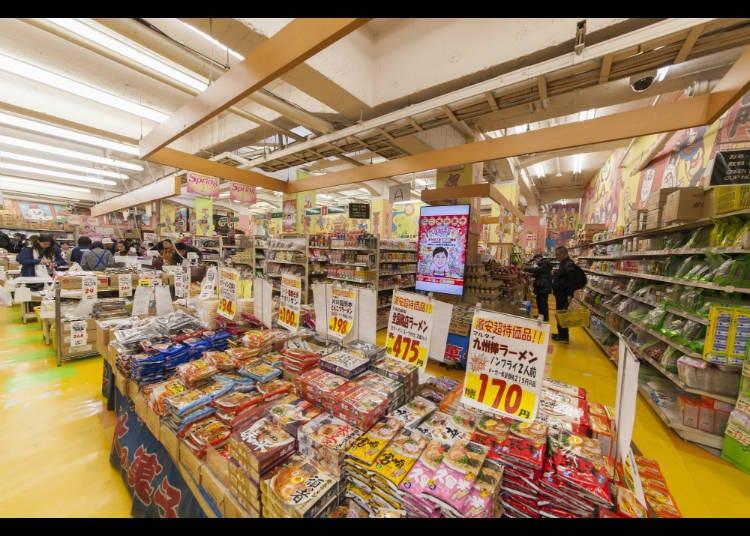 Ueno's Ameyoko Market: Tokyo's Charismatic Shopping Paradise