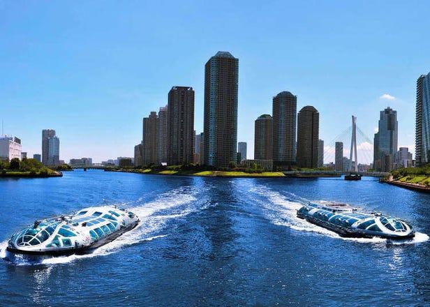 Sumida River Cruise: Explore Tokyo Bay by Boat!