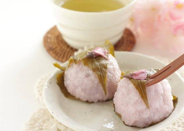 Sakura Mochi, the Sweet Food of Spring